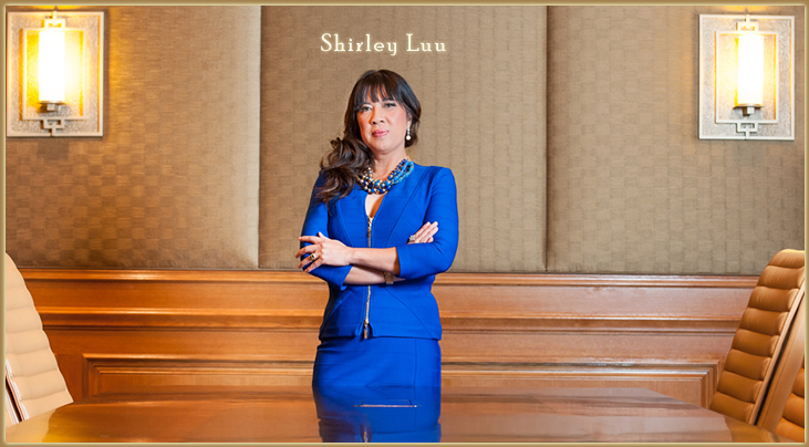 About Shirley Luu and Associates Financial Advisor Shirley Luu